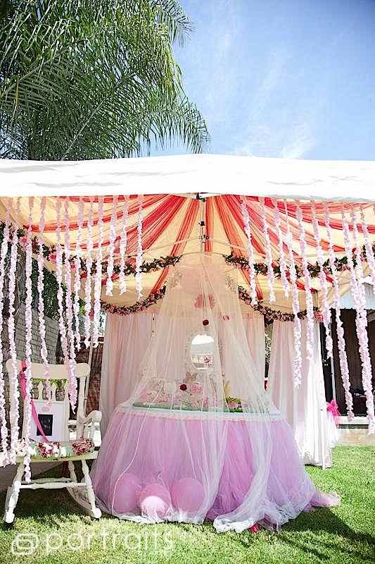 Kara S Party Ideas Shabby Garden Baby Shower Kara S