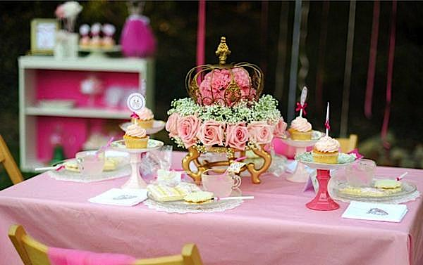 Kara 39 s party ideas pink princess tea party kara 39 s party for Home interior parties products