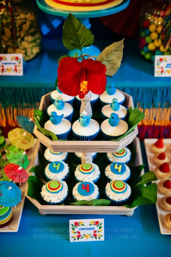 Kara S Party Ideas Quot Rio Quot Themed 4th Birthday Jungle Bird