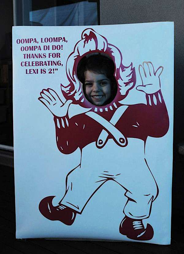 Kara S Party Ideas Oompa Loompa Willy Wonka Candy Boy Girl