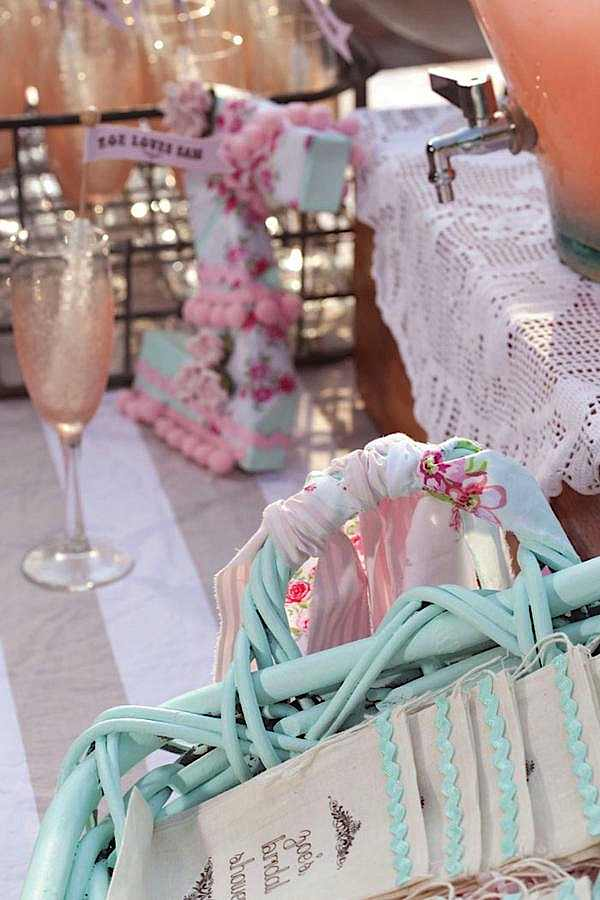 Kara's Party Ideas Shabby Chic Girl Spring Floral Bridal ... | 600 x 900 jpeg 56kB