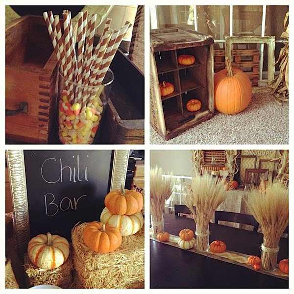 Kara's Party Ideas Fall Themed Pumpkin Boy Girl Harvest