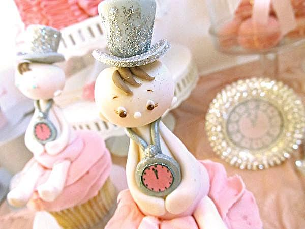 Karas Party Ideas New Years Eve Boy Girl Glittery Glam Baby Shower