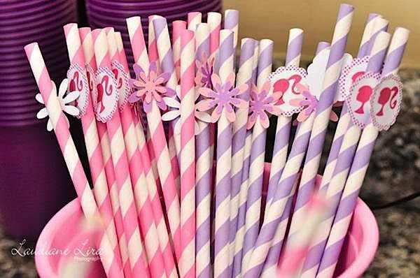 Kara S Party Ideas Barbie Doll Girl Fashion 7th Birthday Party