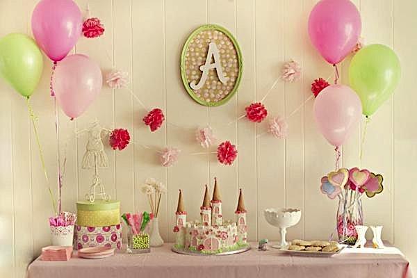 Kara s Party  Ideas  Whimsical Princess Girl  3rd Birthday