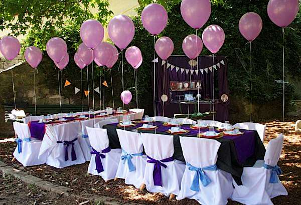 Th Birthday Decorations Sydney