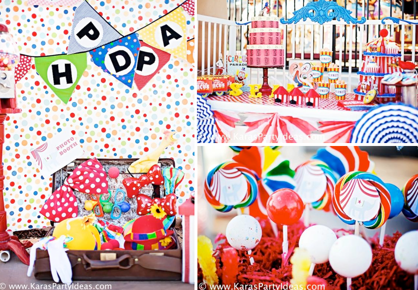 Circus Cake Decorations Uk