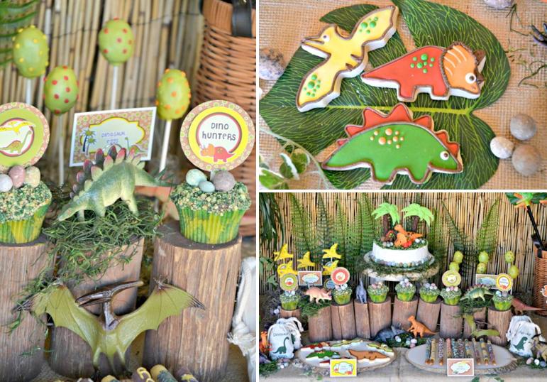 Kara S Party Ideas Dinosaur Adventure Paleontologist