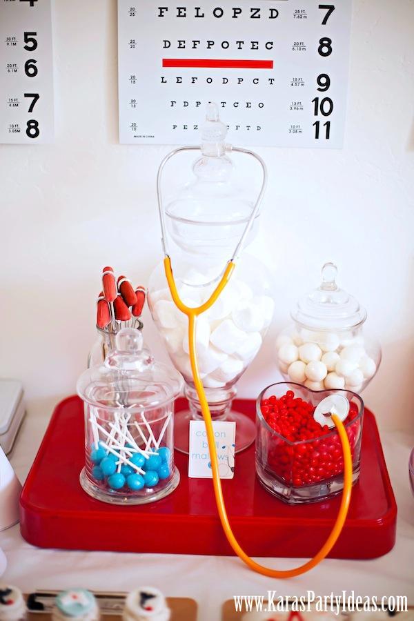 Kara s party ideas doctor nurse themed birthday