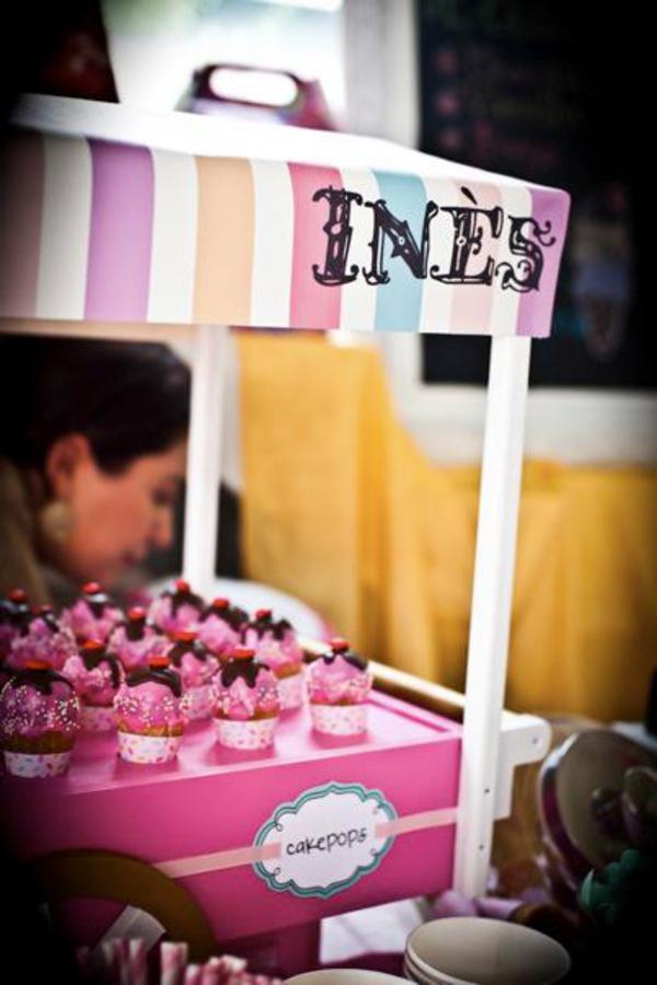 Kara S Party Ideas Girl Boy Ice Cream Shop Themed 2nd