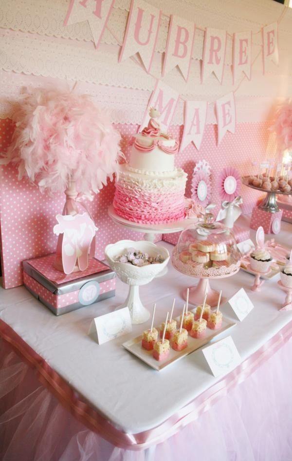 kara 39 s party ideas pink angelina ballerina girl ballet. Black Bedroom Furniture Sets. Home Design Ideas