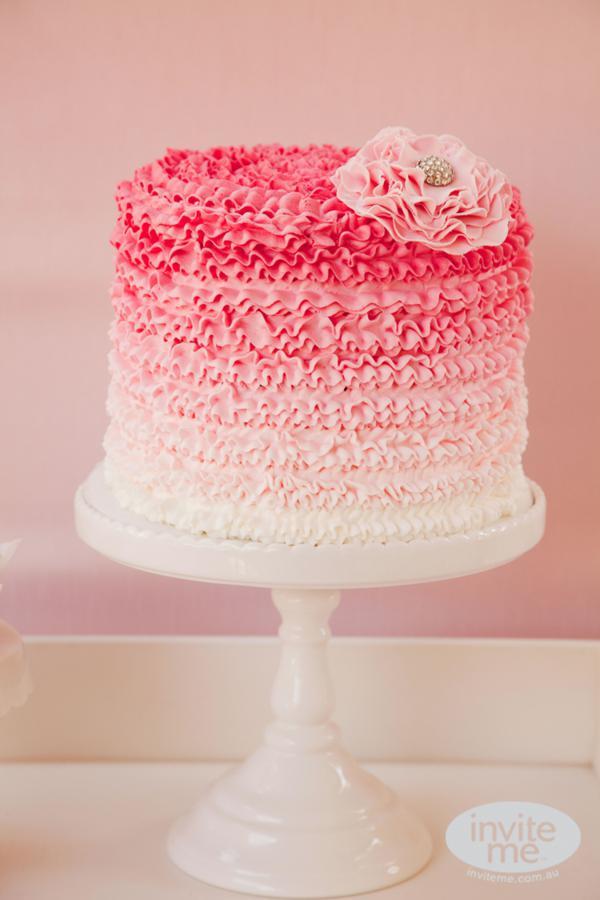 Easy Ballerina Cake Ideas