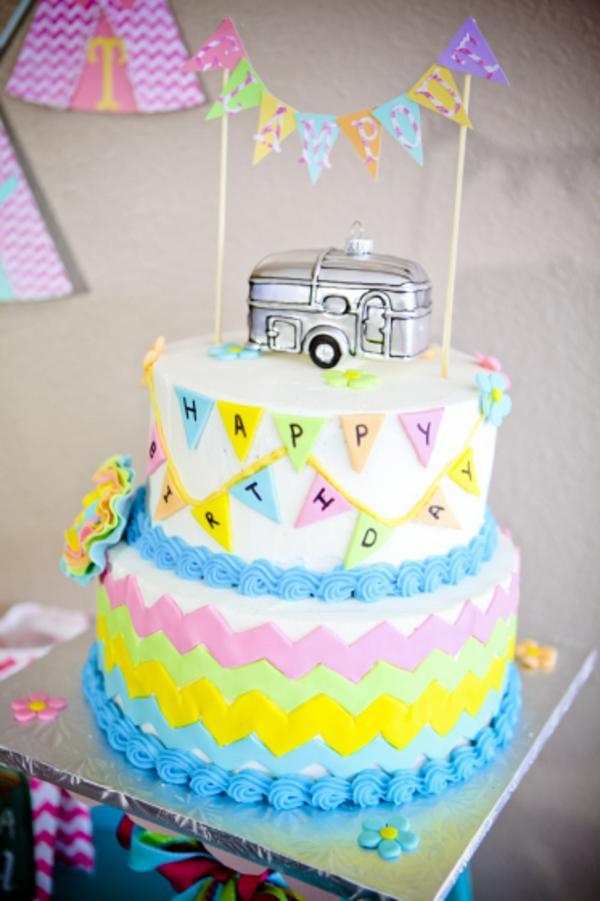 Kara S Party Ideas Glampout Girl Camping Glamping Birthday
