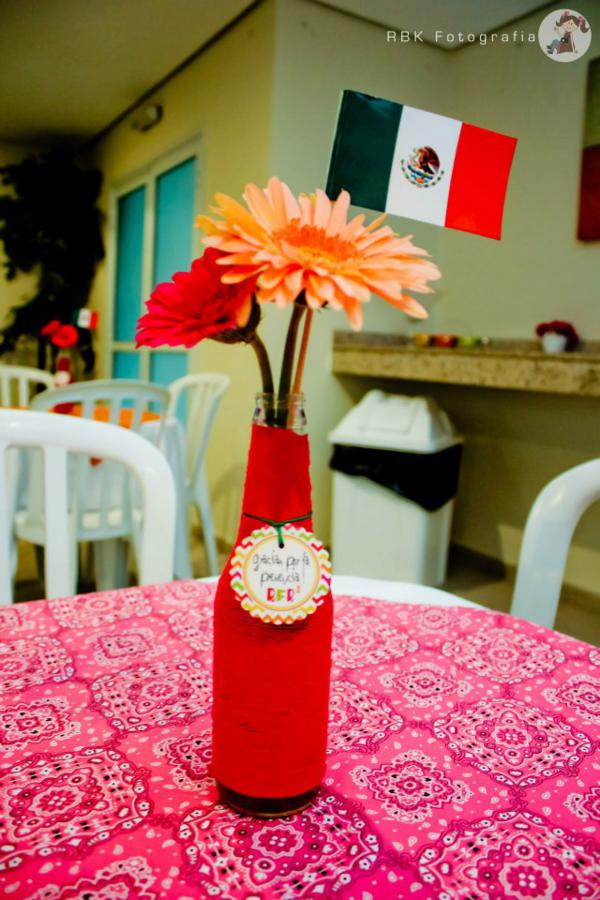 Karas Party Ideas Mexican Fiesta Themed Family Adult Birthday Party