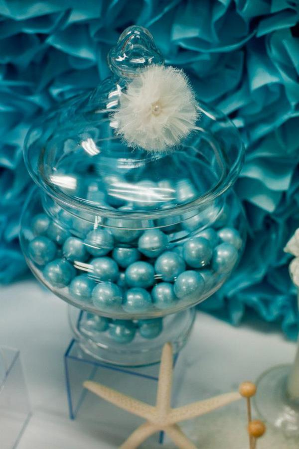 karas party ideas under the sea mermaid girl ocean 3rd