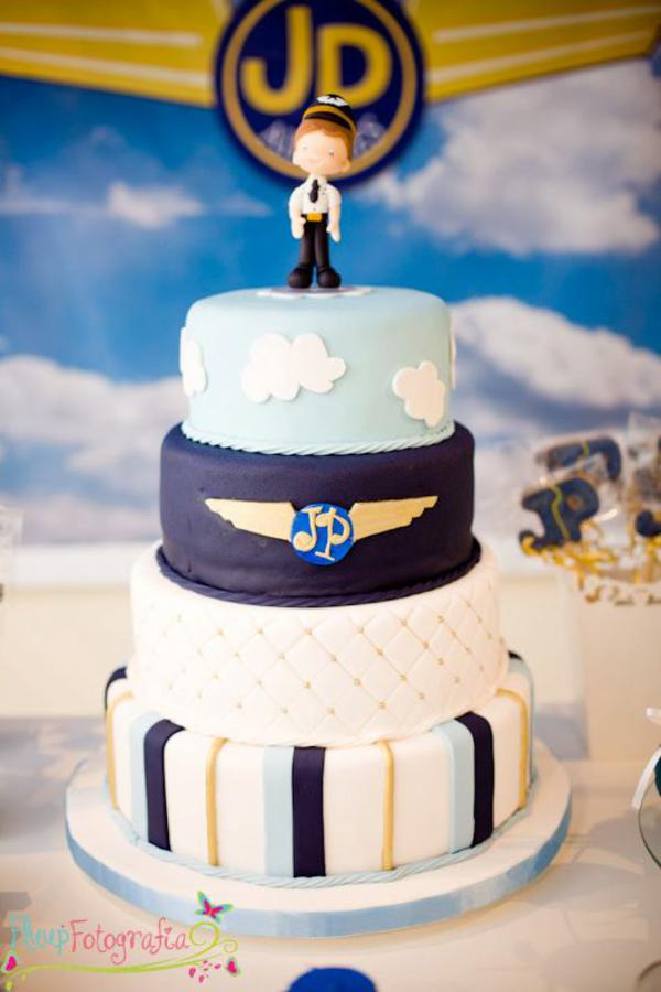 aviation themed wedding cake kara s ideas airplane airline pilot themed boy 1st 10958