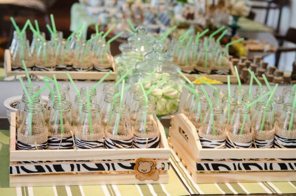 Kara S Party Ideas 187 Safari Jungle Themed Birthday Party