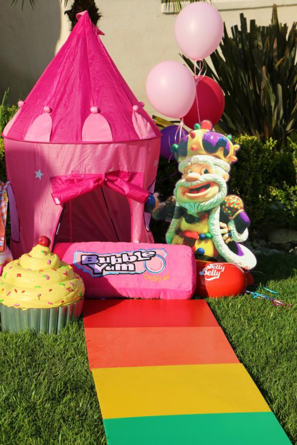 Kara's Party Ideas Candy Land Game Sweets Boy Girl 2nd ...