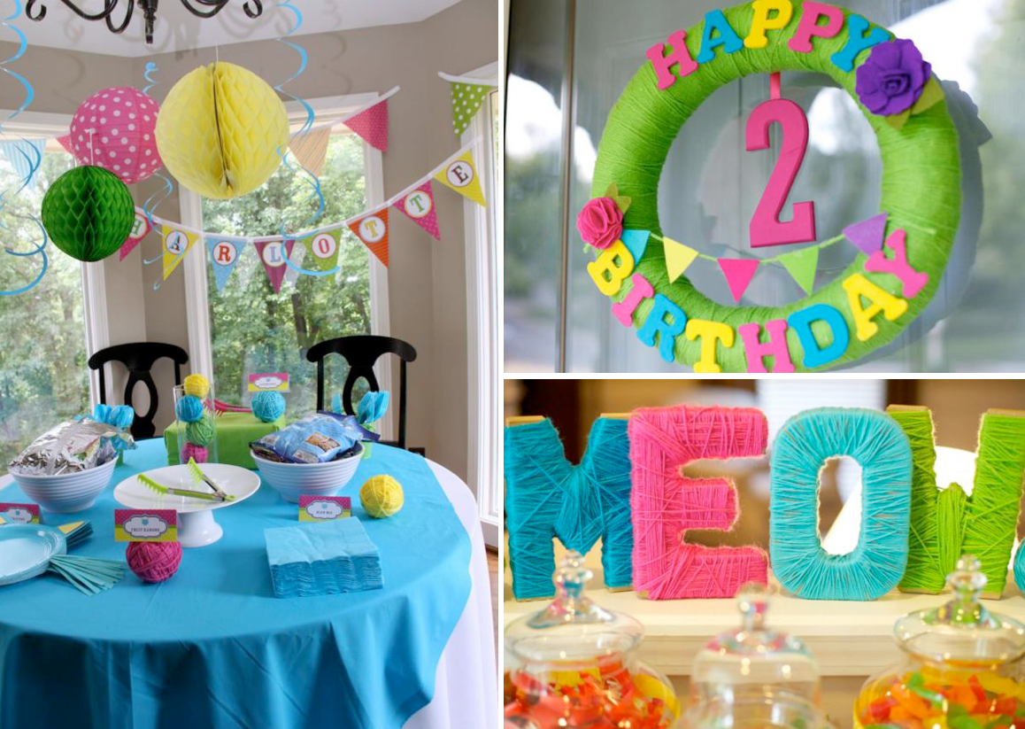 kara 39 s party ideas cat kitty themed 2nd birthday party