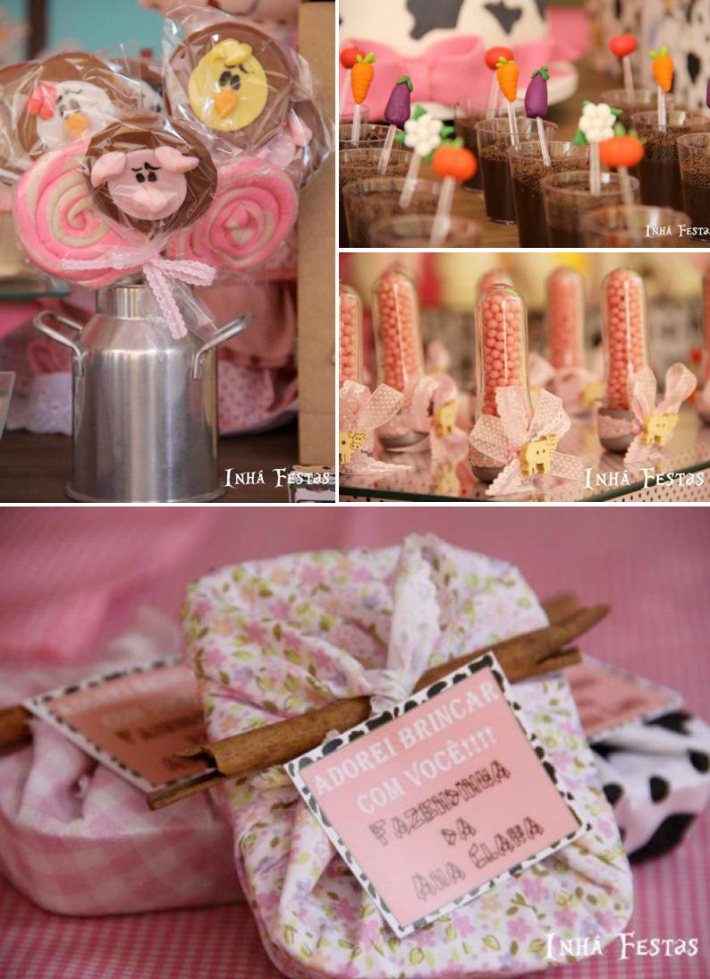 Kara's Party Ideas Cowgirl Farm Barn Animal Pink Themed ...