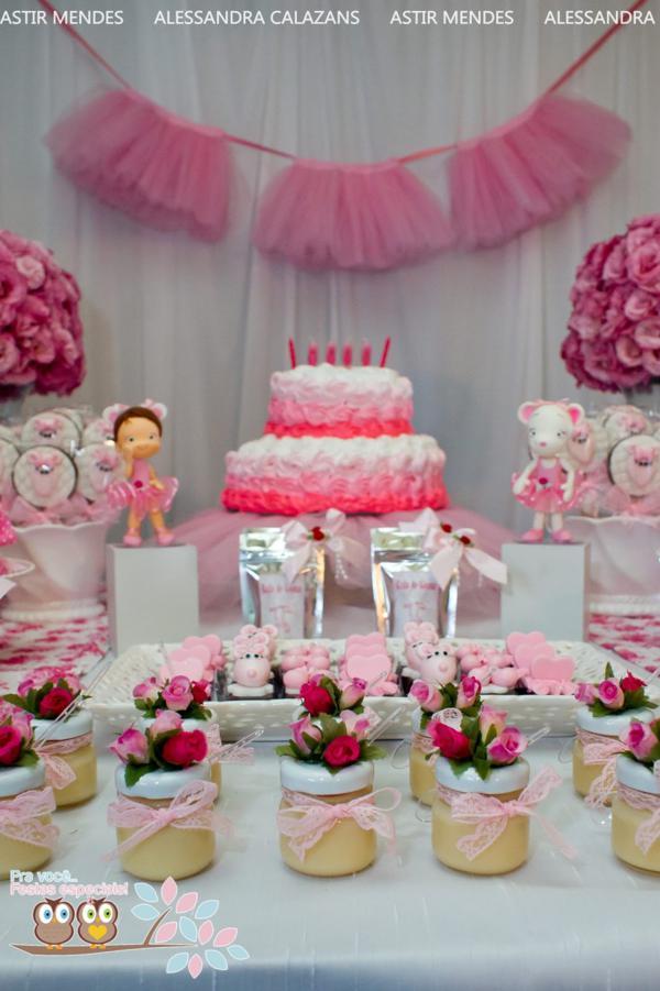 Angelina Ballerina Cake Decorations
