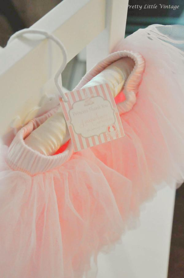 Kara S Party Ideas Daddy S Little Princess Girl Ballet 1st Birthday Party Planning Ideas