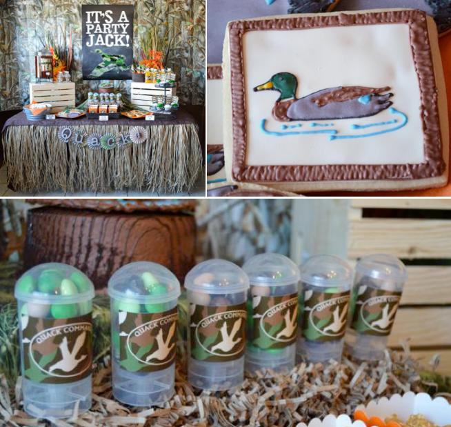 Duck Dynasty Cake Ideas