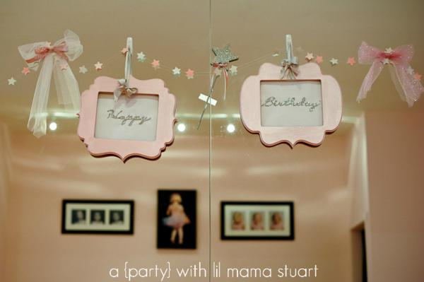 Kara S Party Ideas Pink Princess Ballerina Girl Ballet