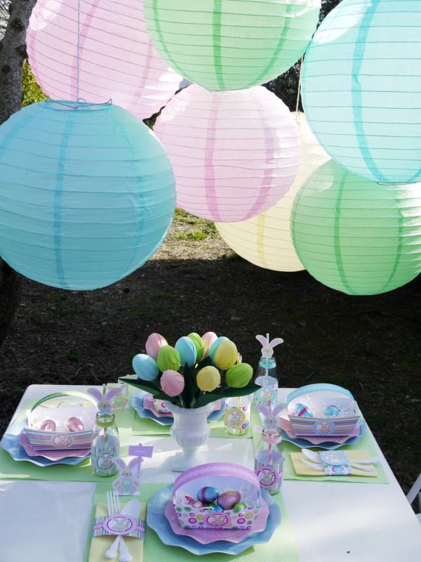 Kara S Party Ideas Kids Pastel Easter Bunny Egg Hunt Boy