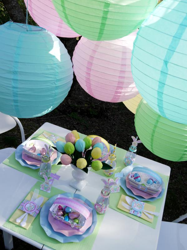 Kara S Party Ideas Kids Pastel Easter Bunny Egg Hunt Boy