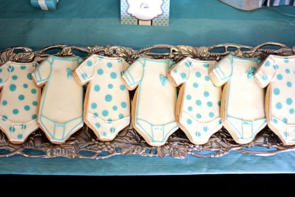Ideas Baby Shower Varon.Kara S Party Ideas Breakfast At Tiffany S Baby Shower