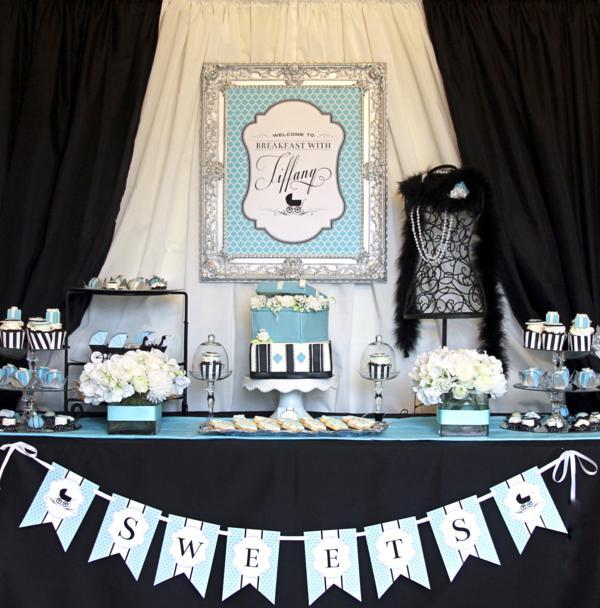 Kara S Party Ideas Breakfast With At Tiffany S Baby