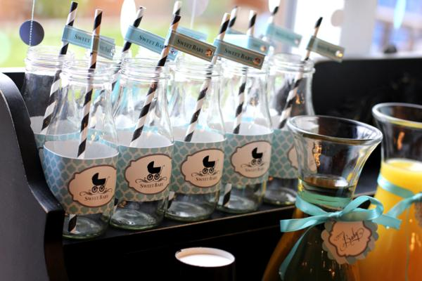 Karas Party Ideas Breakfast With At Tiffanys Baby Shower