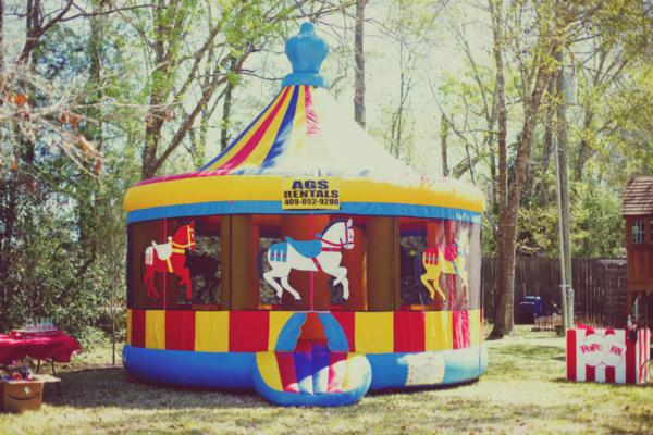 Bounce House Birthday Cake Images
