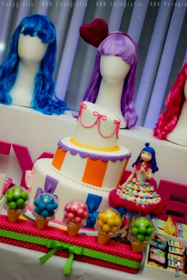 Karas Party Ideas Katy Perry Music Girl Themed Party Planning Ideas