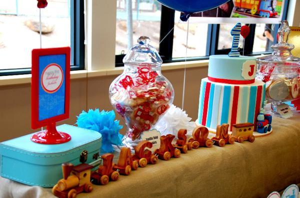 Train Cake Decorating Supplies