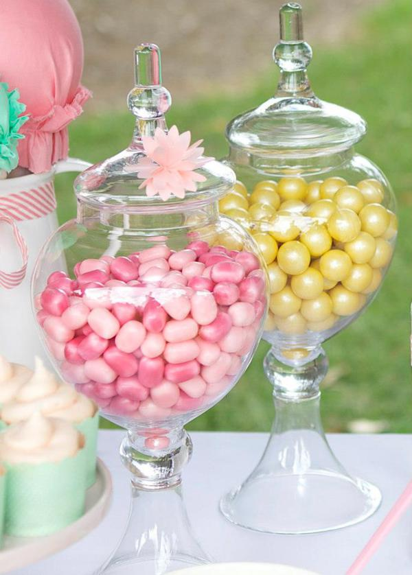Ice Cream Shoppe Party via Kara's Party Ideas | KarasPartyIdeas.com #ice #cream #shoppe #party #ideas #summer #cake (12)