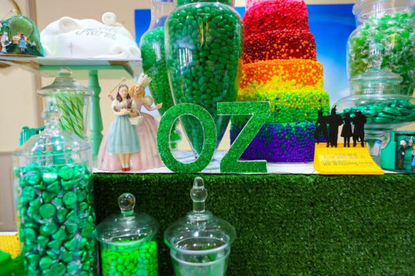 Kara S Party Ideas Wizard Of Oz Rainbow Wedding Party