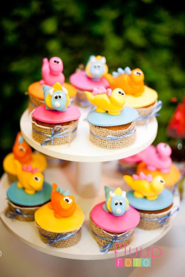 Happy Th Birthday Dinosaur Cake