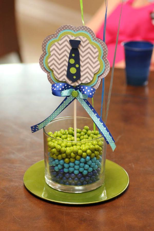 Kara S Party Ideas Little Man Gentleman Guy In A Tie Boy Cake Baby