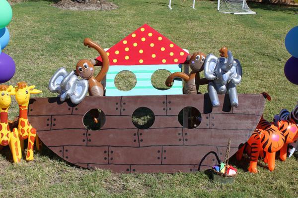 Noah Ark Cake Decorations