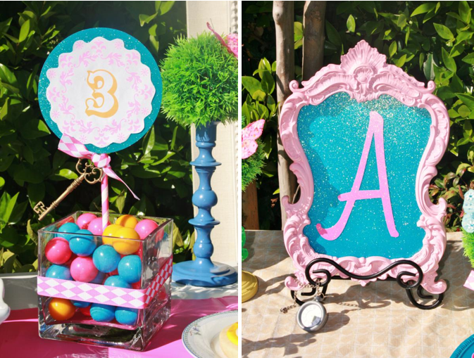 Alice In Wonderland Party Decorations Ideas Elitflat