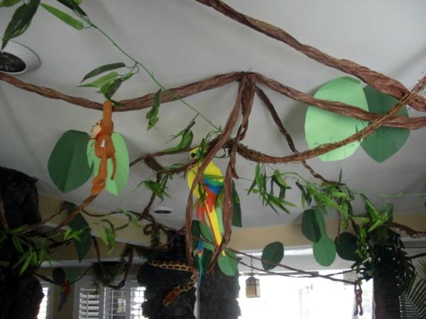Kara s party ideas jungle safari themed birthday