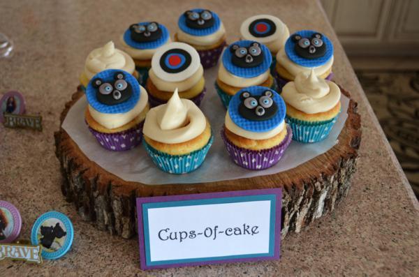 Kara S Party Ideas Disney S Brave Girl Birthday Party