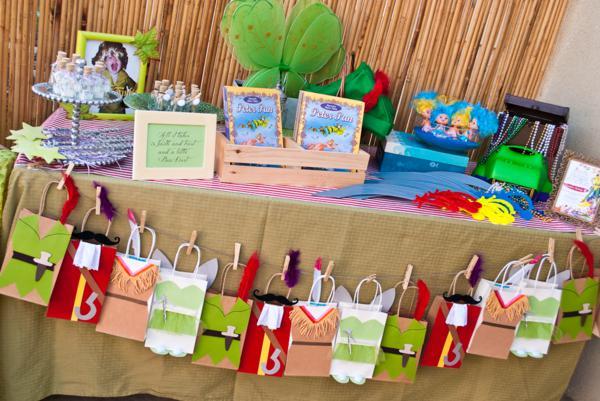 Kara S Party Ideas Disney S Peter Pan Boy Decorations 4th Birthday