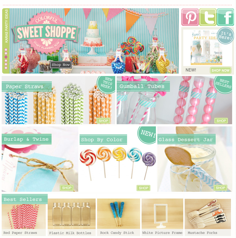 Party Decorations Online