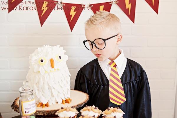 Harry Potter Themed Birthday Party Idea Via Karas Ideas
