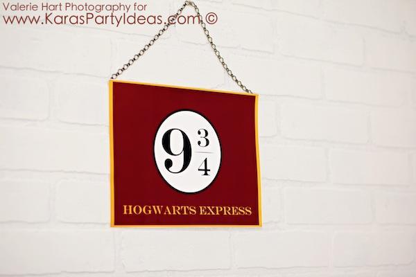 graphic about Hogwarts Express Printable called Karas Bash Strategies Harry Potter Bash Designing Guidelines Cake