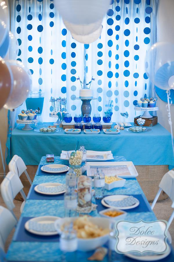 Kara S Party Ideas Under The Sea Ocean Mermaid Tween Party