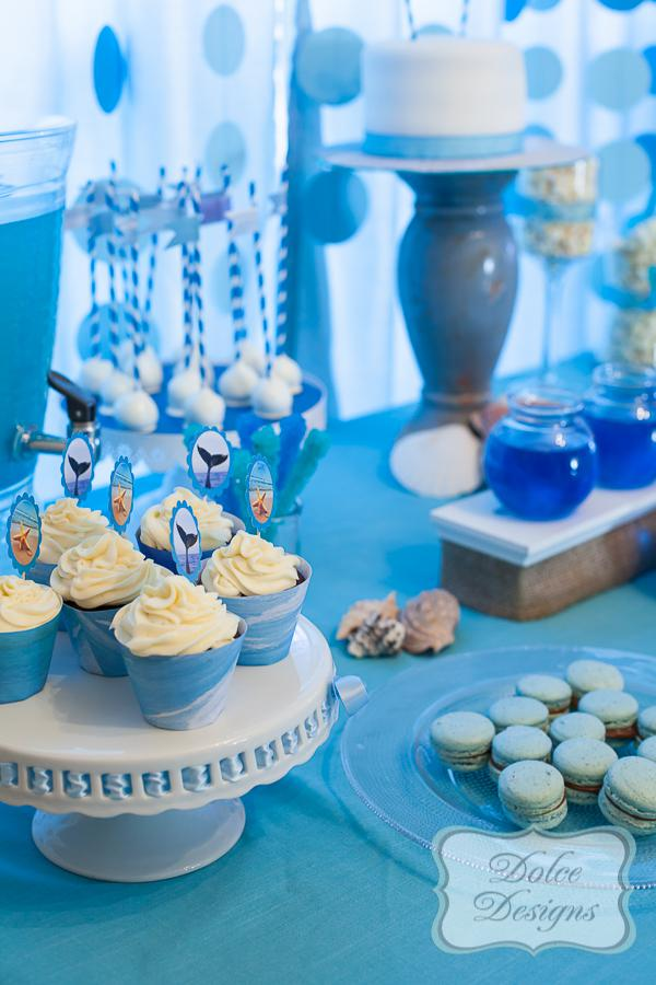 Decorations For Ocean Themed Cake